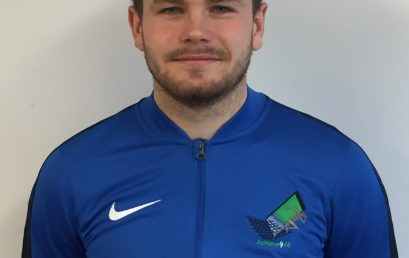 A warm welcome to our new coach, Aaron Lamont
