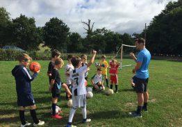 FIlleigh – Football Holiday Camp – 25 Jul