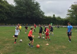 Filleigh – Football Holiday Camp -31 May