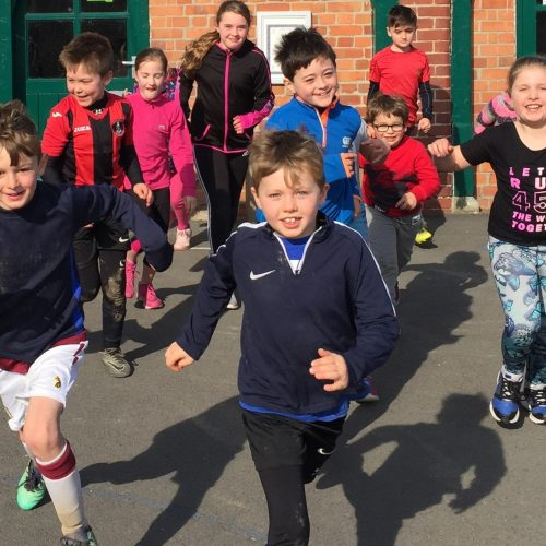 Easter Holiday Camps…..