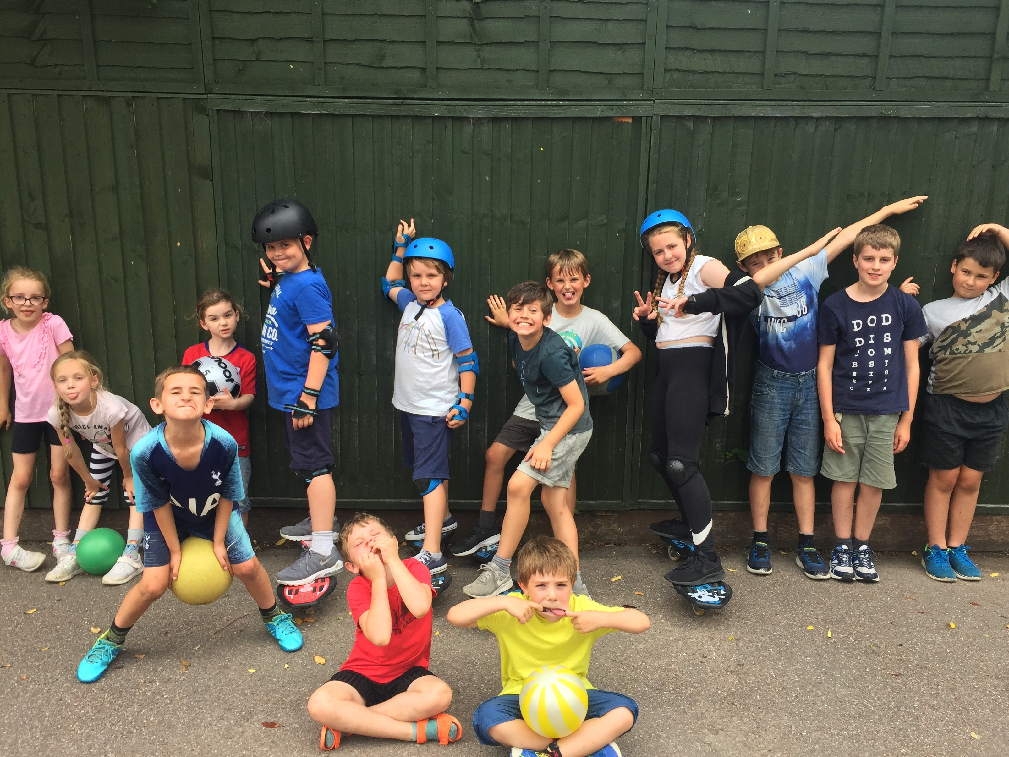 Feb Half Term Kids' Camps