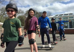 Kingsteignton – Sports Holiday Camp – 29 May – Extended Day